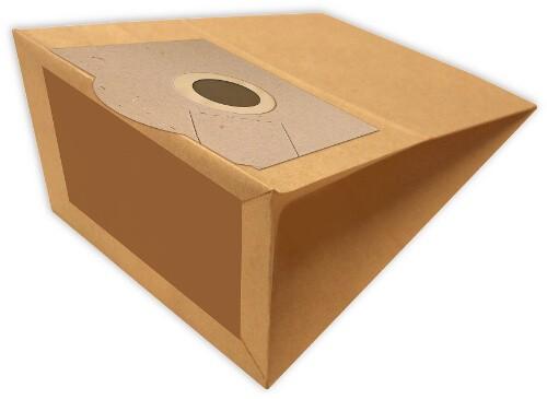5 Papier Staubsaugerbeutel - FilterClean - R 1