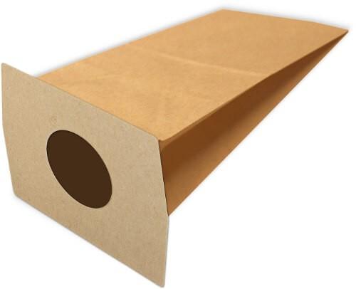10 Papier Staubsaugerbeutel - FilterClean - PH 1