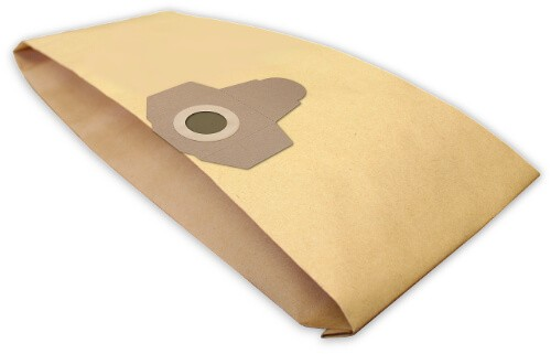 4 Papier Staubsaugerbeutel - FilterClean - L 4
