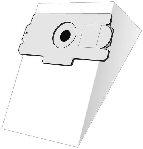 5 Papier Staubsaugerbeutel - EUROPLUS - A 1009