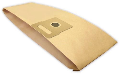 10 Papier Staubsaugerbeutel - FilterClean - W 15