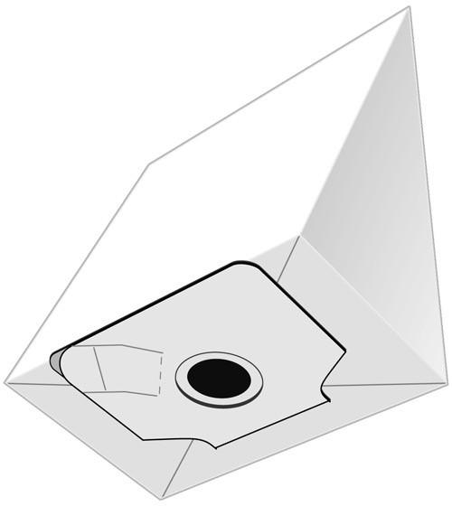 4 Papier Staubsaugerbeutel - EUROPLUS - P 2040