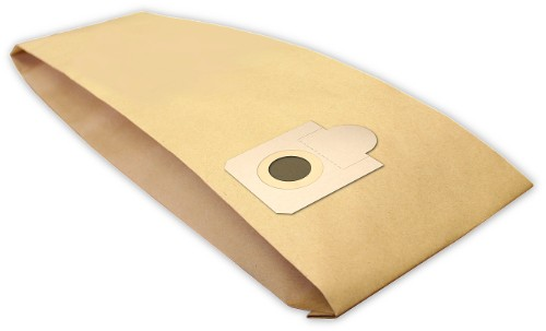 10 Papier Staubsaugerbeutel - SAUGAUF - W 50