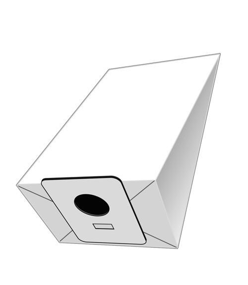 5 Papier Staubsaugerbeutel - EUROPLUS - H 6009