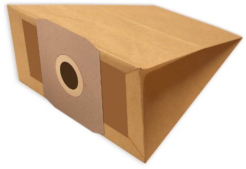 6 Papier Staubsaugerbeutel - FilterClean - Y 17
