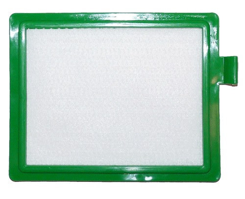 1 Stück - Microfilter 007 passend für AEG/Electrolux Typ EF55 und Philips