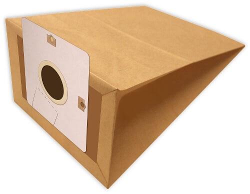5 Papier Staubsaugerbeutel - FilterClean - W 17
