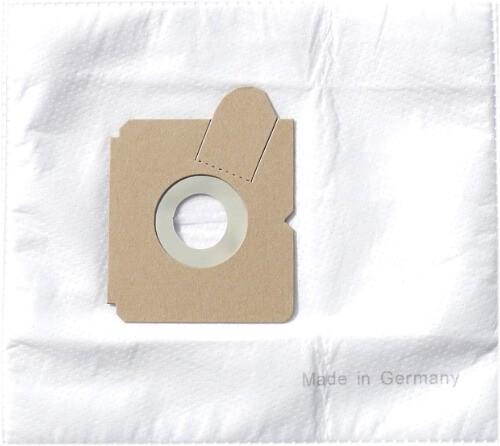 5 Microfaser Staubsaugerbeutel - SAUGAUF- AS 1017m