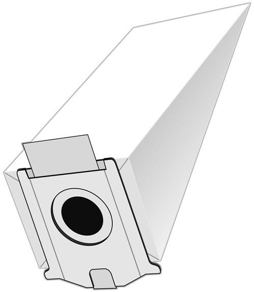 8 Papier Staubsaugerbeutel - EUROPLUS - S 4019